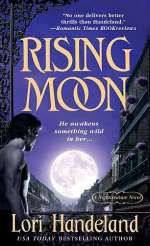 Rising Moon (Nightcreature #6)