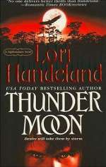Thunder Moon (Nightcreature #8)