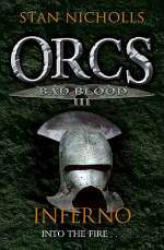 Inferno (Orcs: Bad Blood, #3)