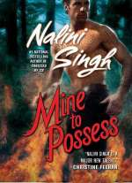 Mine to Possess (Psy-Changelings, #4)
