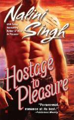Hostage to Pleasure (Psy-Changelings, #5)