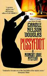 Pussyfoot (Midnight Louie Mysteries #2)