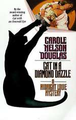 Cat in a Diamond Dazzle (Midnight Louie Mysteries #5)