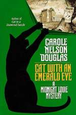 Cat With an Emerald Eye (Midnight Louie Mysteries #6)