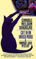Cat in an Indigo Mood (Midnight Louie Mysteries #10)