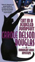 Cat in a Jeweled Jumpsuit (Midnight Louie Mysteries #11)
