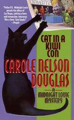 Cat in a Kiwi Con (Midnight Louie Mysteries #12)