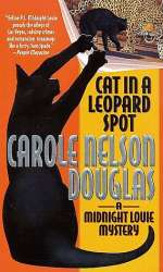 Cat in a Leopard Spot (Midnight Louie Mysteries #13)
