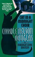 Cat in a Midnight Choir (Midnight Louie Mysteries #14)