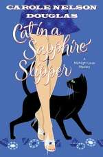Cat in a Sapphire Slipper (Midnight Louie Mysteries #20)
