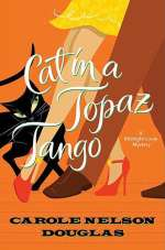 Cat in a Topaz Tango (Midnight Louie Mysteries #21)
