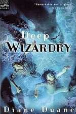 Deep Wizardry (Young Wizards, #2)