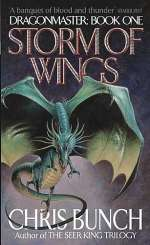 Storm of Wings (Dragonmaster, #1)