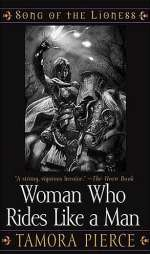 Woman Who Rides Like a Man (Song of the Lioness, #3)