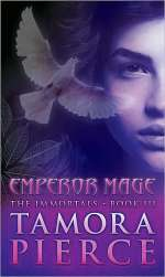 Emperor Mage (The Immortals Series, #3)