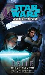 Exile (Star Wars: Legacy of the Force #4)