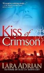Kiss of Crimson (The Midnight Breed #2)
