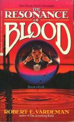 The Resonance of Blood (Peter Thorne, #2)