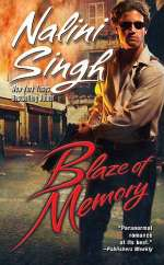 Blaze of Memory (Psy-Changelings, #7)
