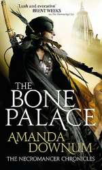 The Bone Palace (The Necromancer Chronicles, #2)