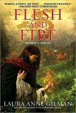 Flesh and Fire (The Vineart War, #1)