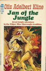 Call of the Savage (Jan of the Jungle, #1)