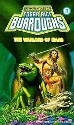 The Warlord of Mars (Barsoom, #3)