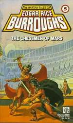 The Chessmen of Mars (Barsoom, #5)