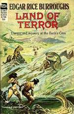 Land of Terror (Pellucidar #6)