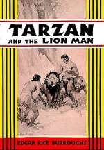 Tarzan and the Lion Man (Tarzan, #18)