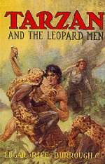 Tarzan and the Leopard Men (Tarzan, #19)