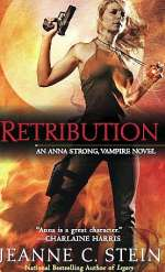 Retribution (Anna Strong Chronicles / Anna Strong, Vampire #5)