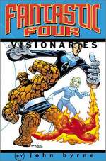 Fantastic Four Visionaries: John Byrne Vol 1