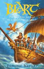 Blart III: The Boy Who Set Sail on a Questionable Quest (Blart, #3)