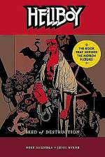Hellboy: Seed of Destruction (Hellboy, #1)