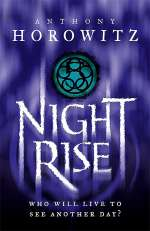 Nightrise (The Power of Five, #3)
