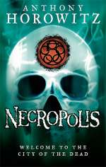 Necropolis (The Power of Five, #4)