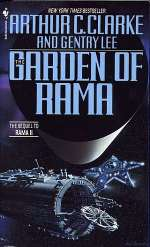 The Garden of Rama (Rama #3)