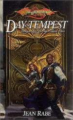 The Day of the Tempest (Dragonlance: Dragons of a New Age #2)