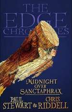 Midnight Over Sanctaphrax (The Edge Chronicles: Twig Saga, #3)