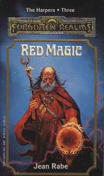 Red Magic (Forgotten Realms: The Harpers #3)