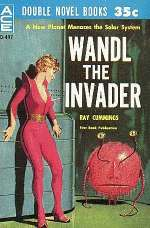 Wandl the Invader (Gregg Haljan, #2)
