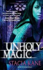 Unholy Magic (The Downside Ghosts, #2)