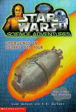 Emergency in Escape Pod Four (Star Wars: Science Adventures, #1)