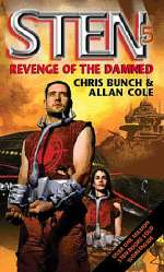 Revenge of the Damned (Sten, #5)