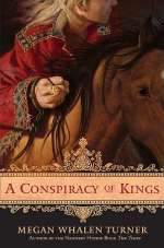 A Conspiracy of Kings (Queen's Thief, #4)