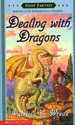 Dealing with Dragons (The Enchanted Forest Chronicles, #1)