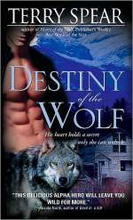 Destiny of the Wolf (Heart of the Wolf #2)