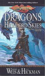 Dragons of the Highlord Skies (Dragonlance: The Lost Chronicles #2)