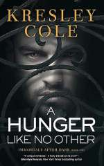 A Hunger Like No Other (The Immortals After Dark, #1)